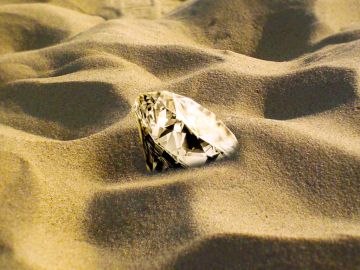 diamond_in_the_sand_by_icyizumi-d3zs7du