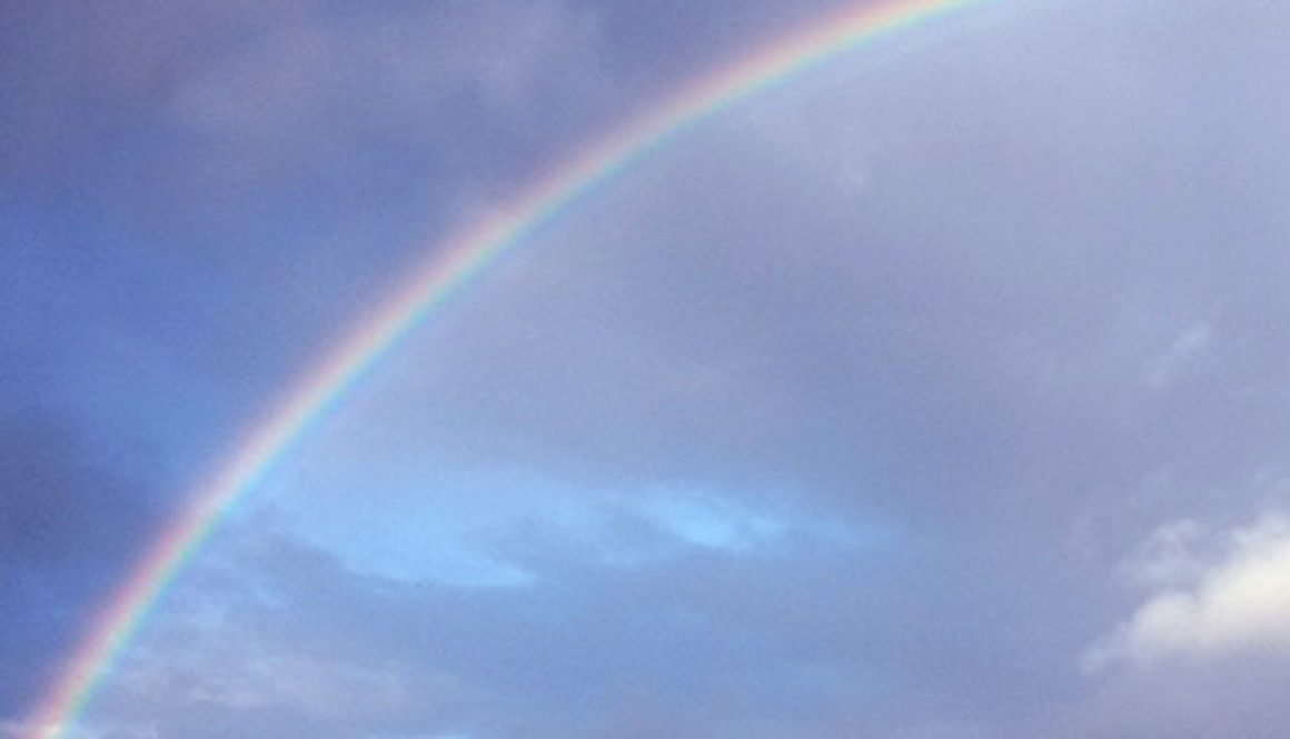 regnbue, rainbow