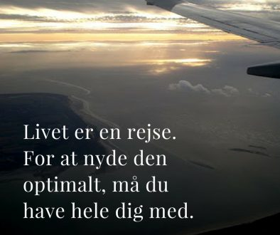 livet er en rejse